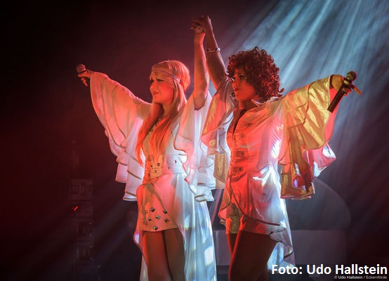 The Tribute Show - ABBA today The Concert