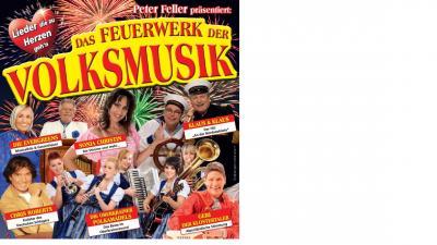 Feuerwerk der Volksmusik