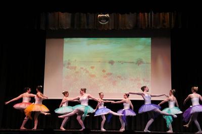 Ballettnachmittag des Ballettstudios Britta Lowin