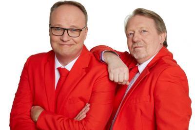 Oliver Welke & Dietmar Wischmeyer - Im Herzen jung!