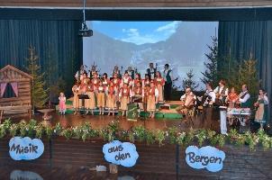 Sösespatzen - Musik aus den Bergen